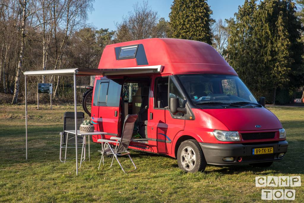 Westfalia camper uit 2002: foto 1/18
