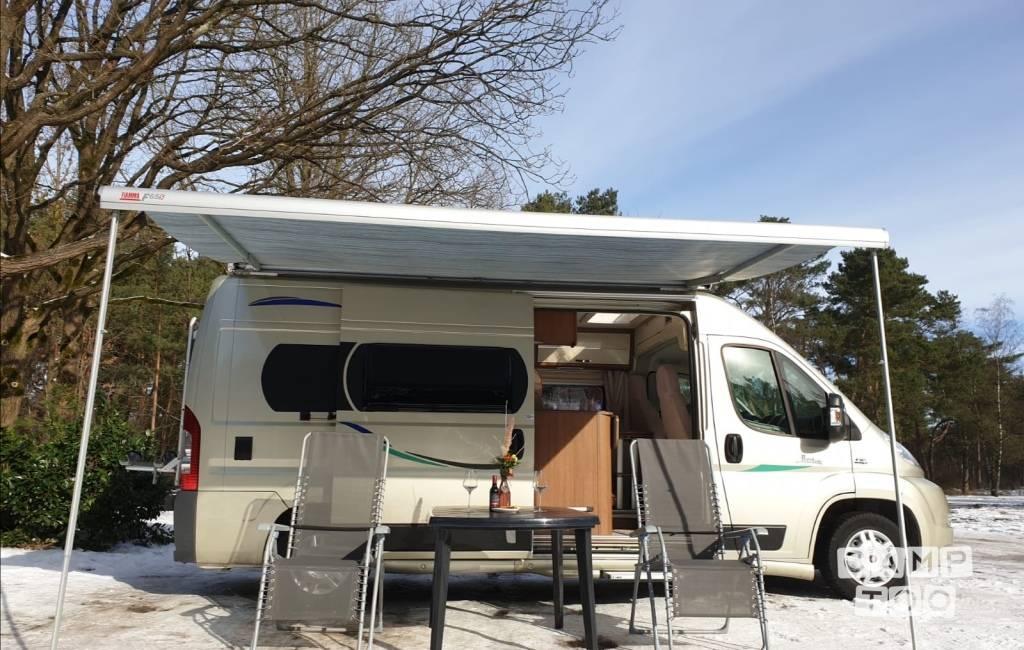 Chausson camper uit 2013: foto 1/11
