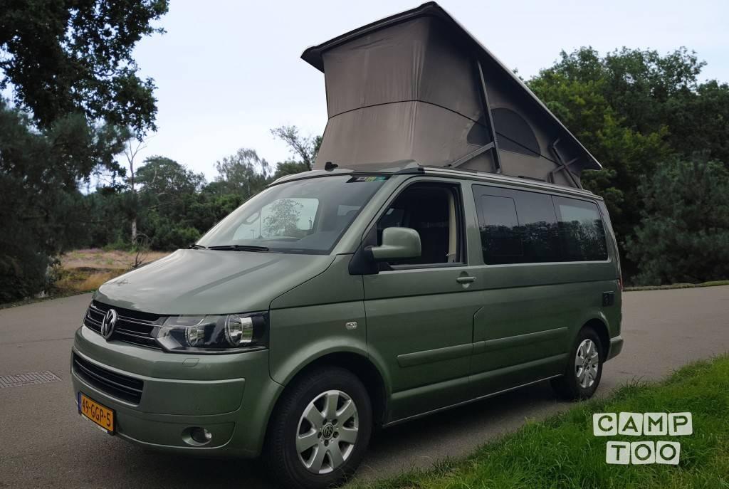 Volkswagen camper uit 2007: foto 1/11