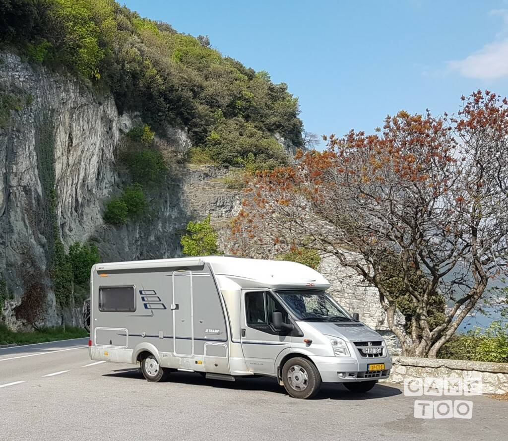 Hymer camper from 2009: photo 1/10