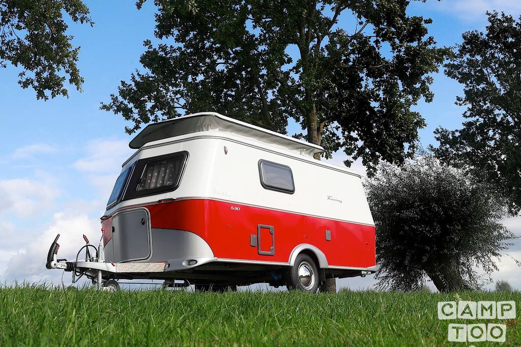 Eriba caravan from 2020: photo 1/11