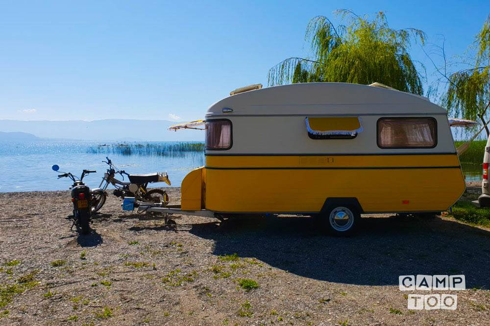 Constructam caravan from 1980: photo 1/12