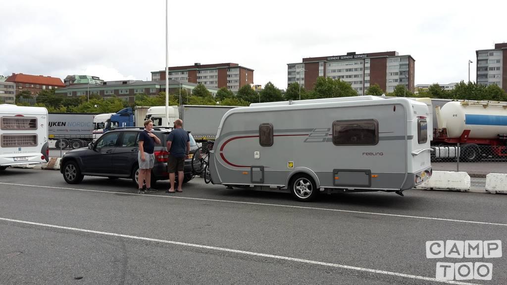 Eriba caravan from 2006: photo 1/8