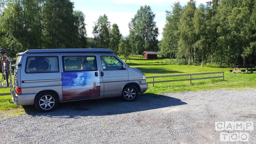 Volkswagen camper from 2000: photo 1/8