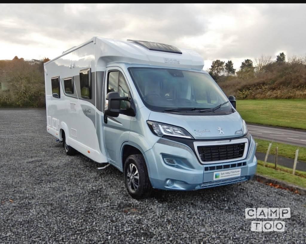 Peugeot camper uit 2020: foto 1/8