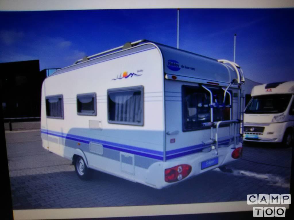 Hobby caravan from 2004: photo 1/6