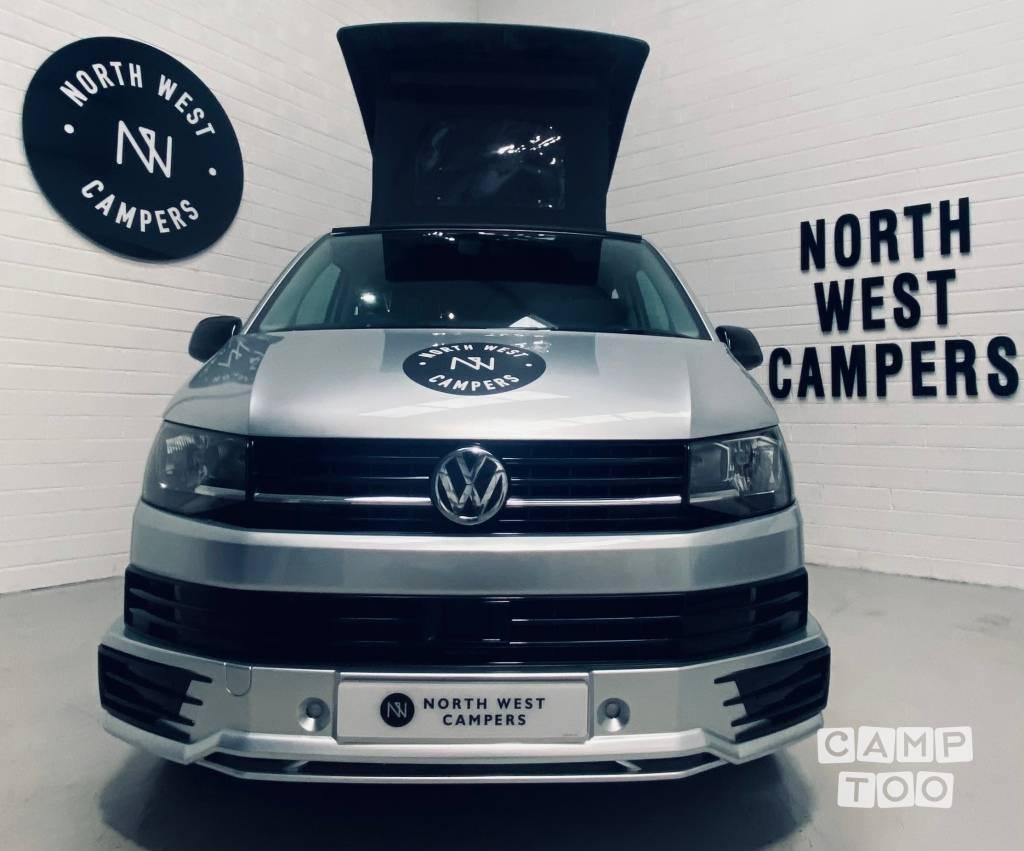 Volkswagen camper from 2018: photo 1/9