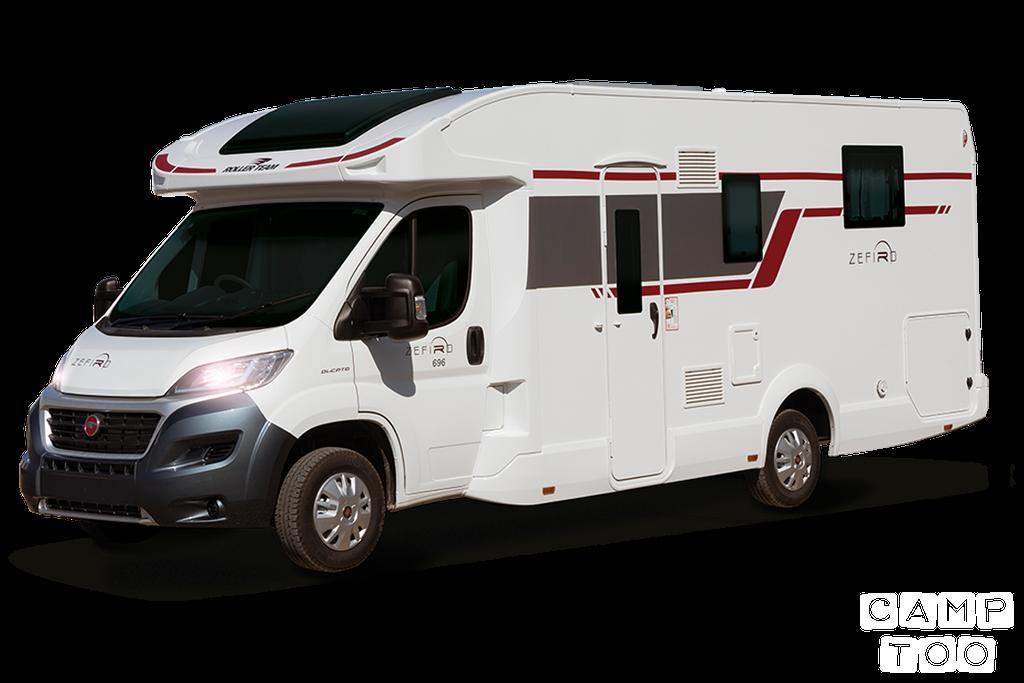 Fiat camper from 2021: kuva 1/17