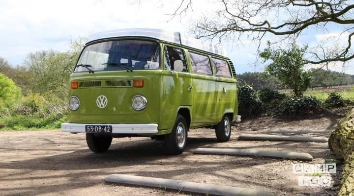 Volkswagen camper from 1978: photo 1/22