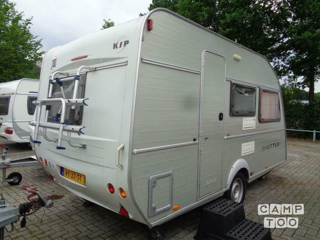 Kip Caravans caravan from 2000: photo 1/7