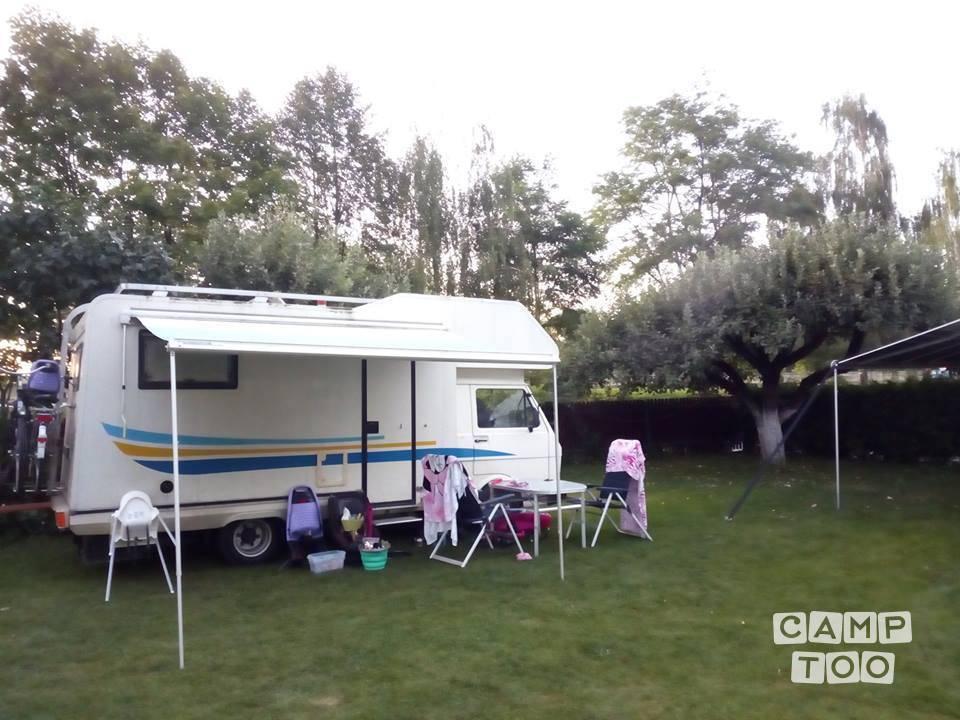 Volkswagen camper from 1989: photo 1/13