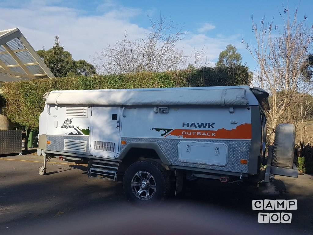 Jayco caravan uit 2012: foto 1/17
