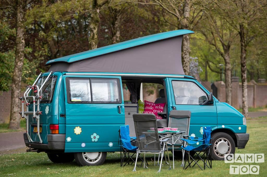 Volkswagen camper uit 1992: foto 1/11