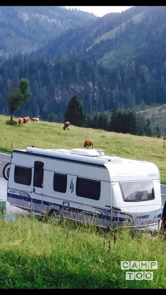 Fendt caravan from 2007: photo 1/21