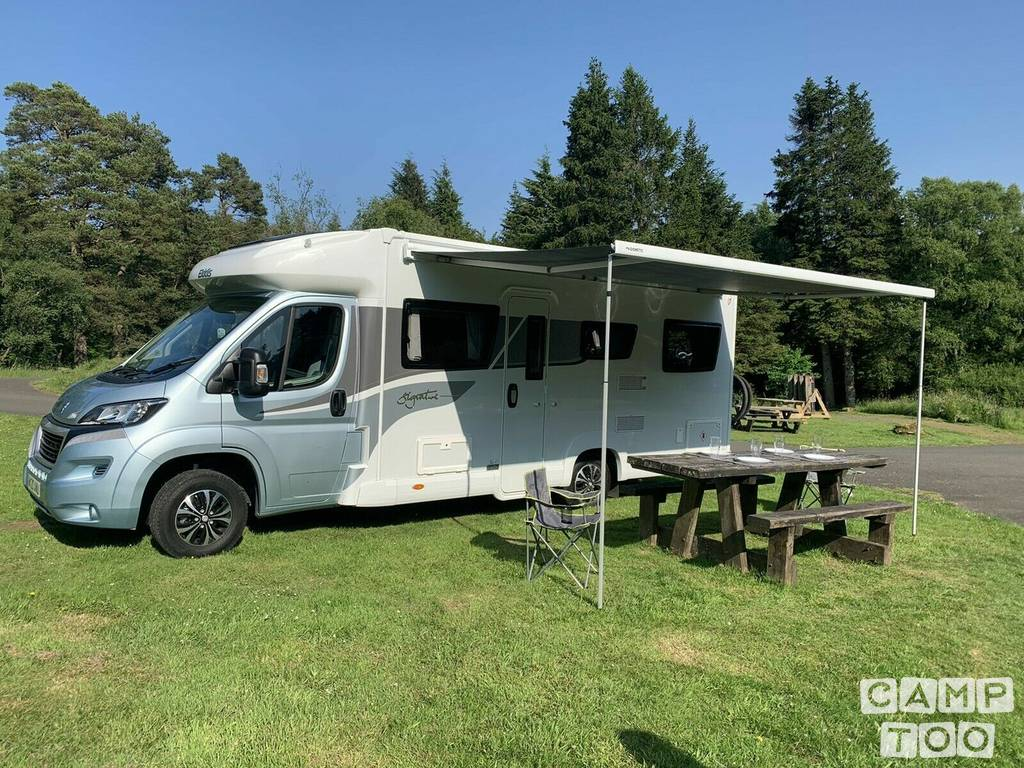 ELDDIS camper from 2020: photo 1/13
