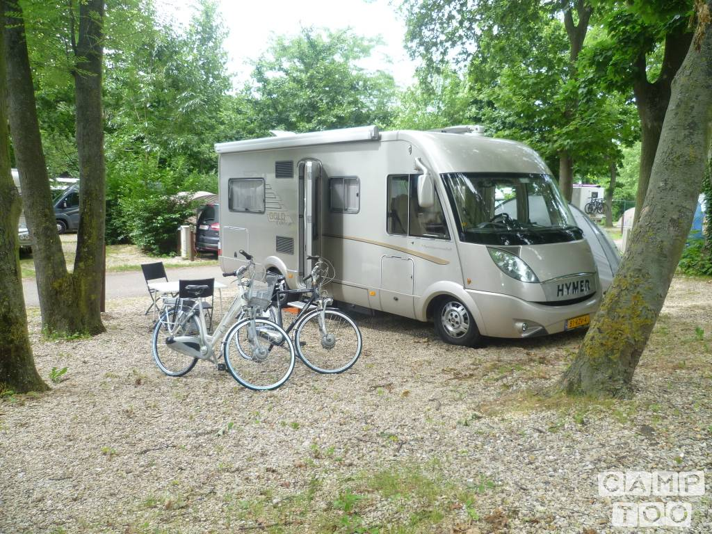 Hymer camper from 2008: photo 1/11