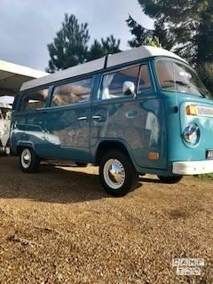 Volkswagen camper from 1978: photo 1/5