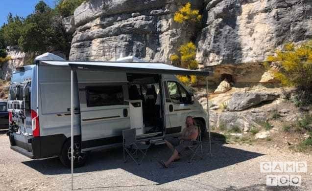 Benimar camper from 2019: photo 1/14