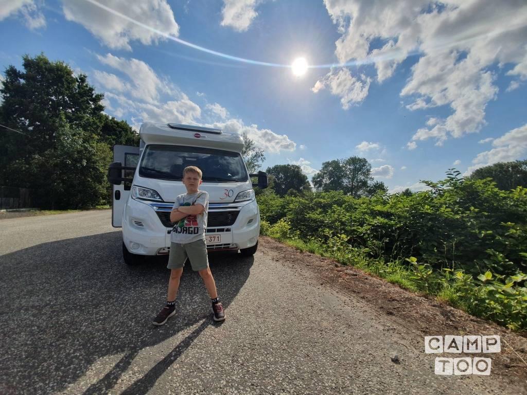 Bürstner camper uit 2019: foto 1/24