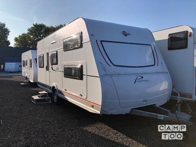 Bürstner caravan from 2019: photo 1/12