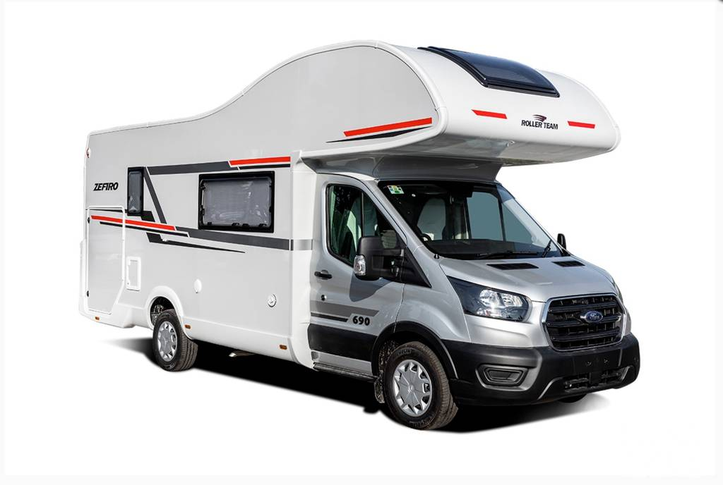 Ford camper uit 2021: foto 1/6