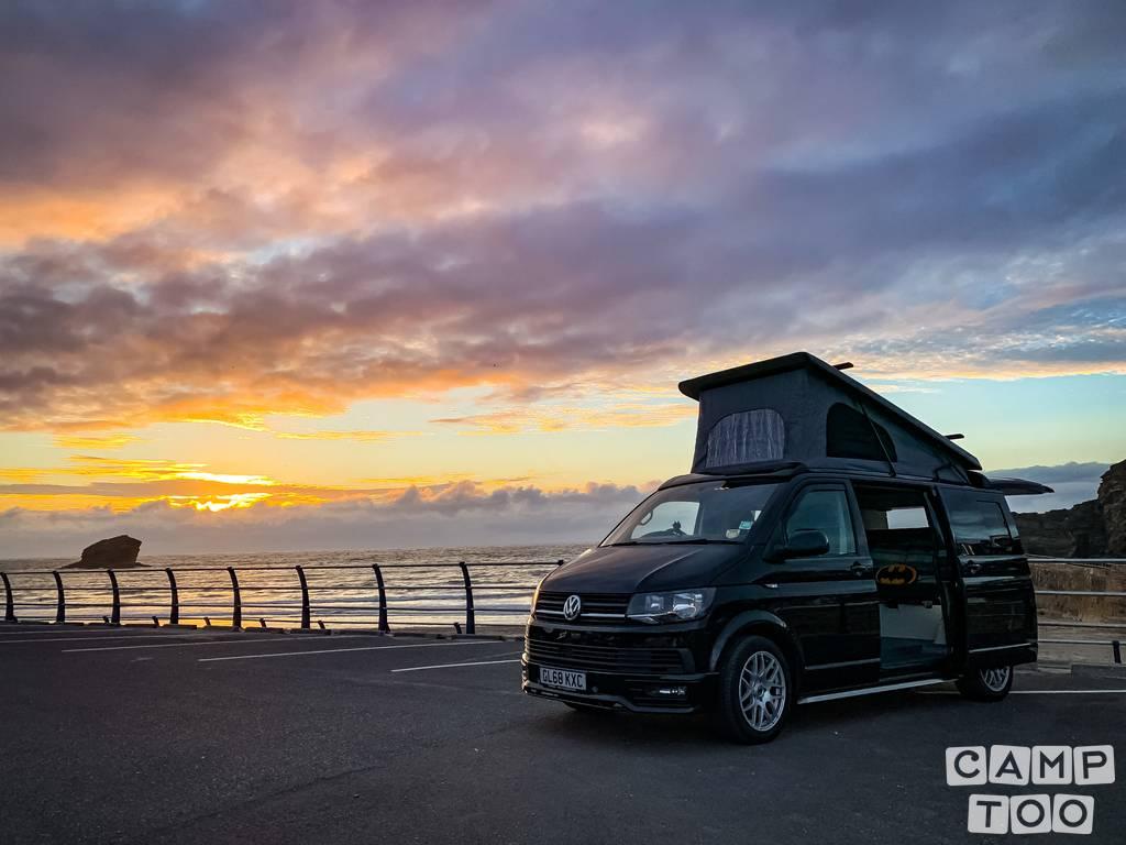 Volkswagen camper od 2019: zdjęcie 1/17