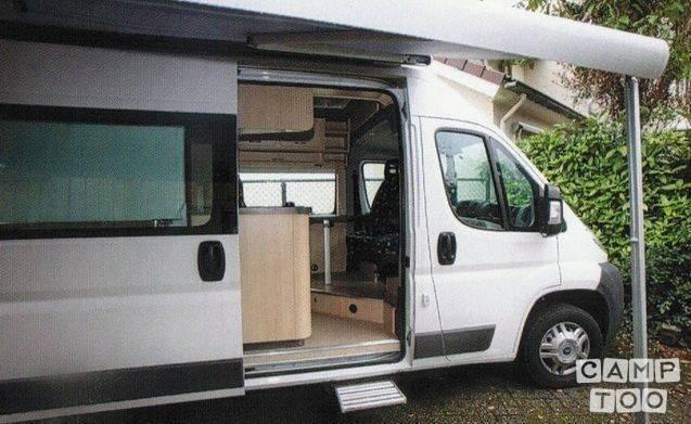 Fiat camper uit 2008: foto 1/7
