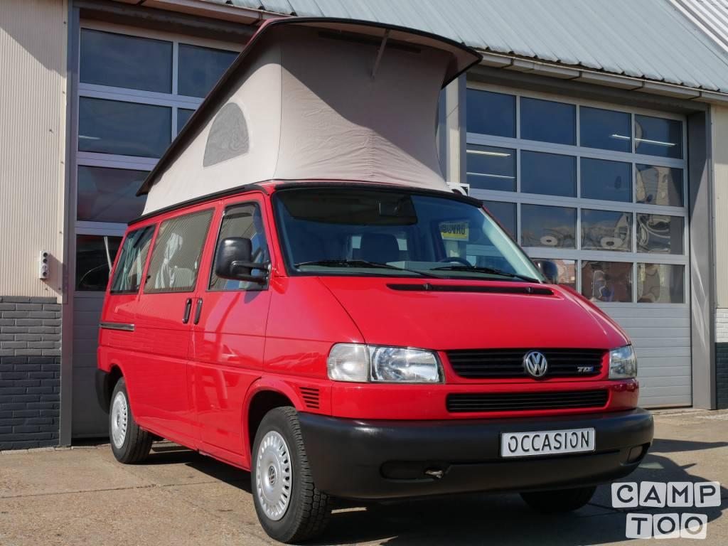 Volkswagen camper from 2003: photo 1/13