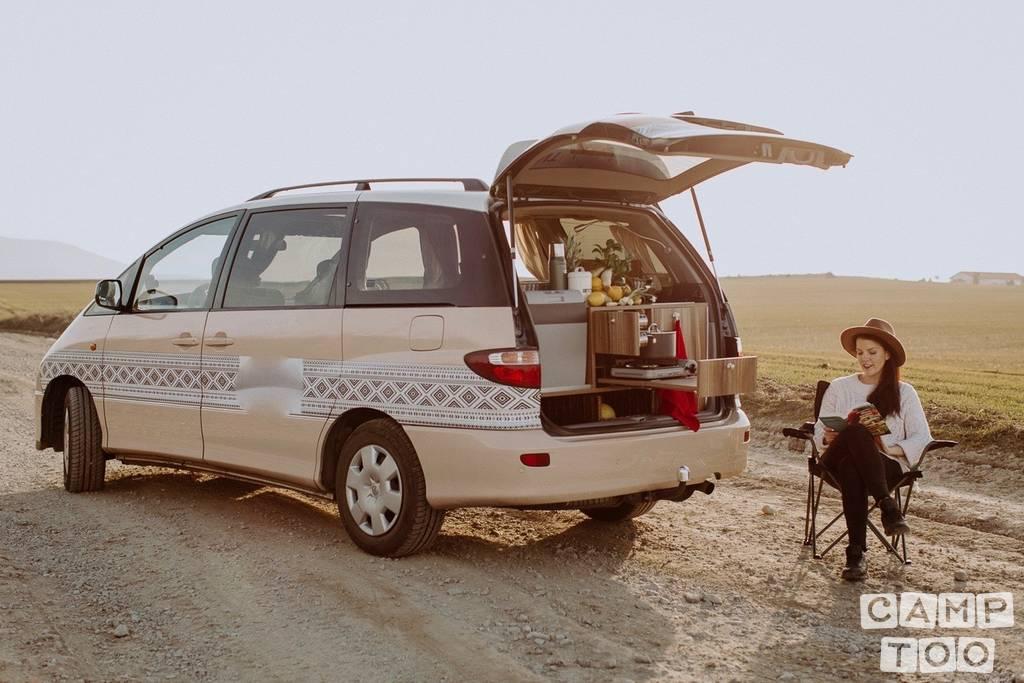 Tab camper uit 2005: foto 1/20