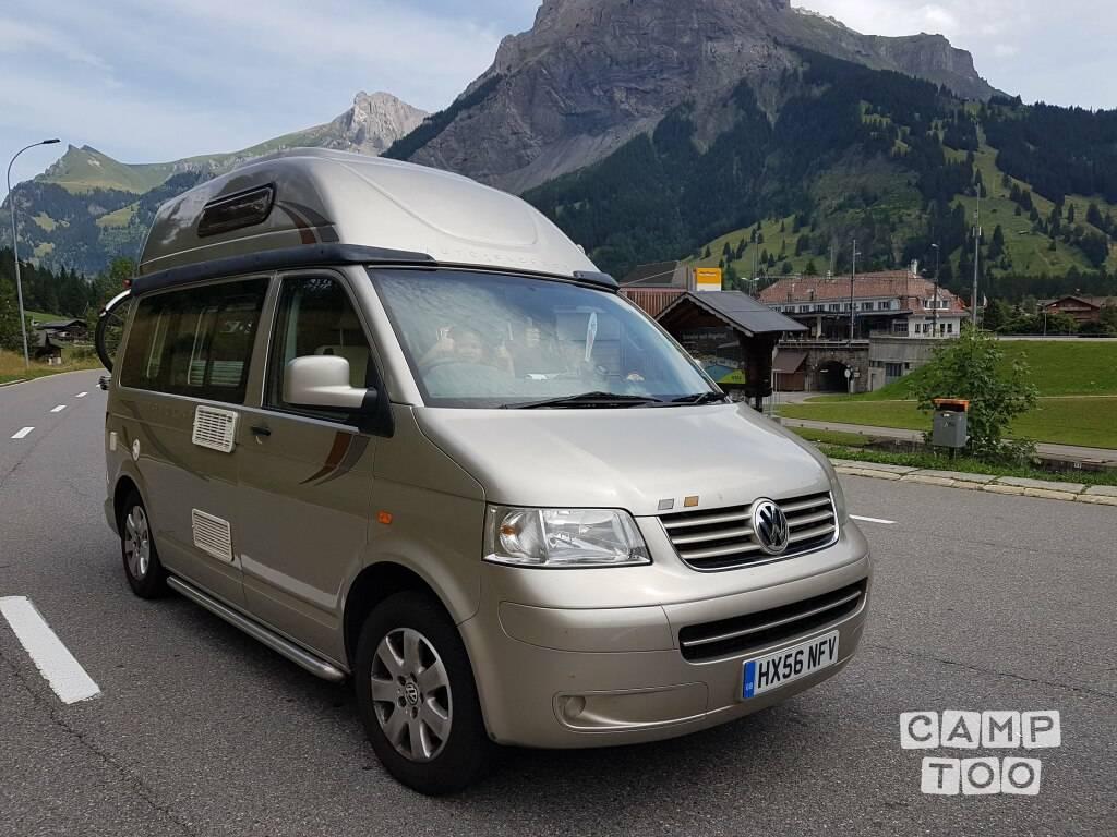 Volkswagen camper from 2006: photo 1/8