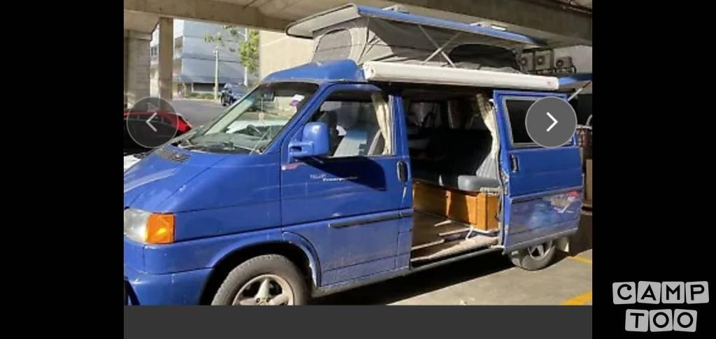 Volkswagen camper from 2001: photo 1/8