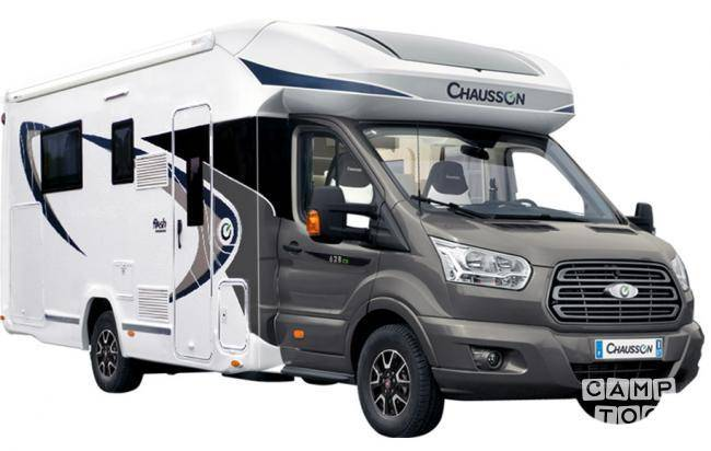 Chausson camper from 2017: photo 1/17