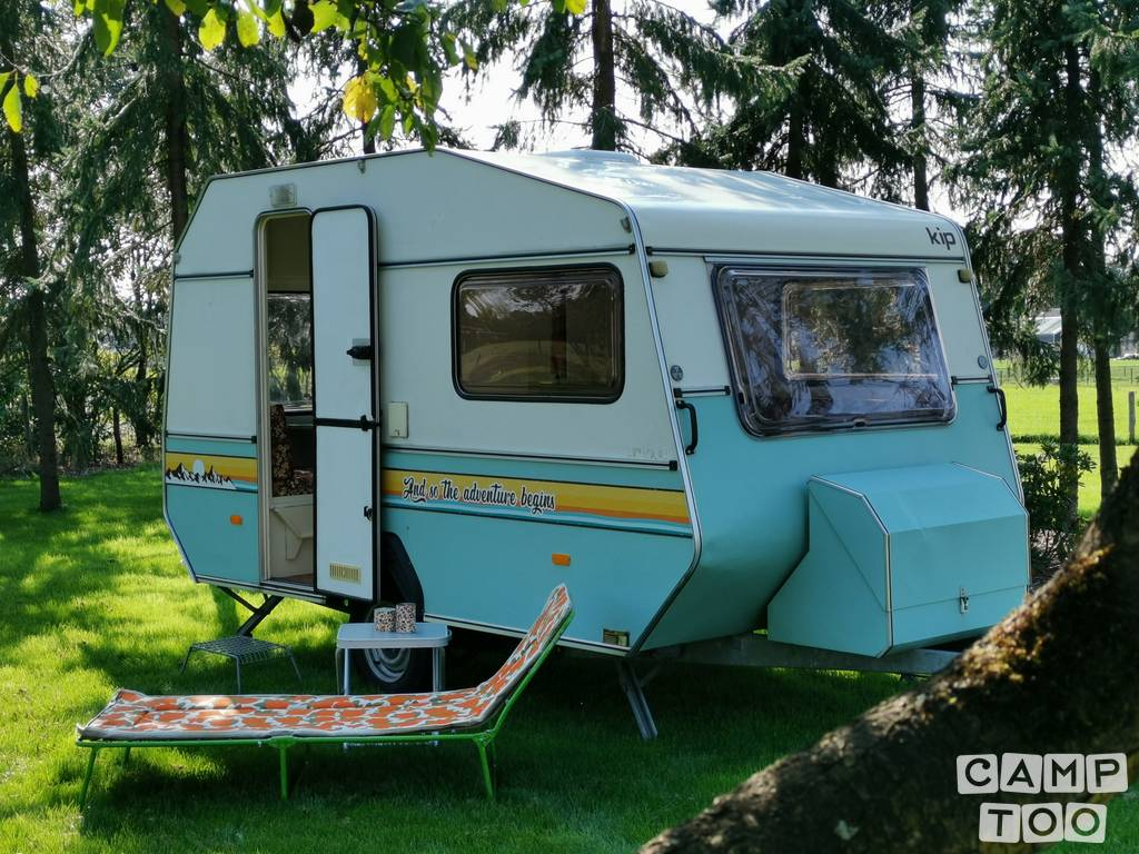Kip Caravans caravan from 1981: photo 1/9