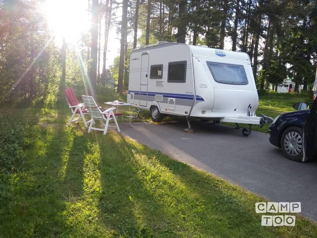 Hobby caravan from 2003: photo 1/14