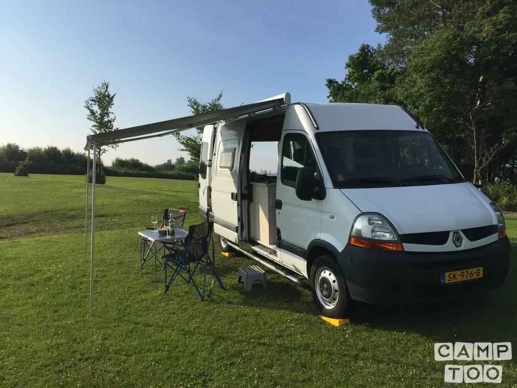 Renault camper från 2009: foto 1/29