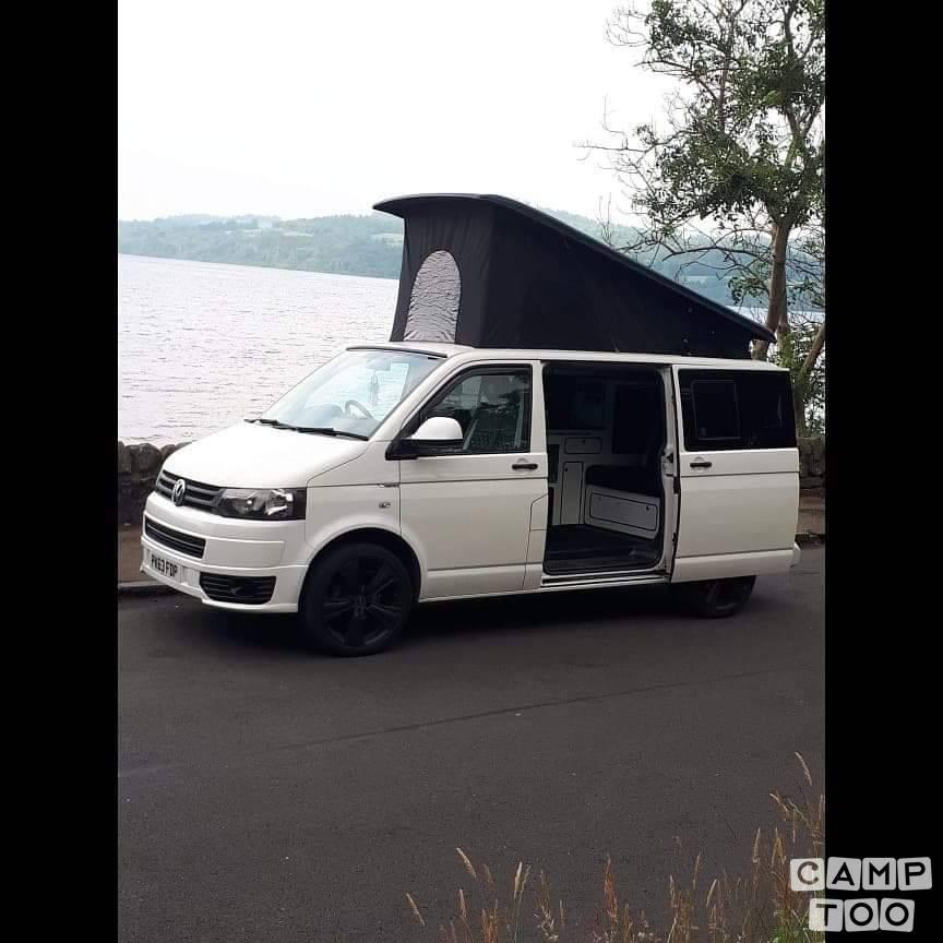 Volkswagen camper from 2014: kuva 1/19