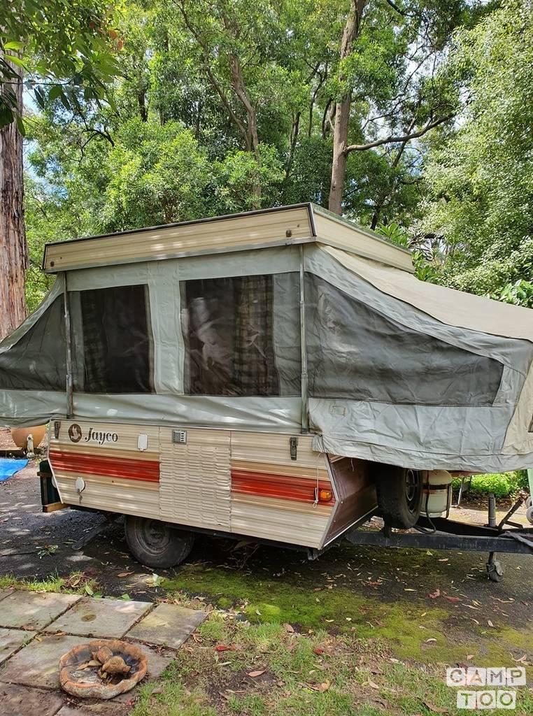 Jayco caravan uit 1988: foto 1/15