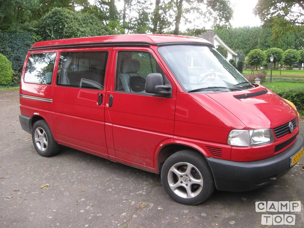 Volkswagen camper från 2002: foto 1/9