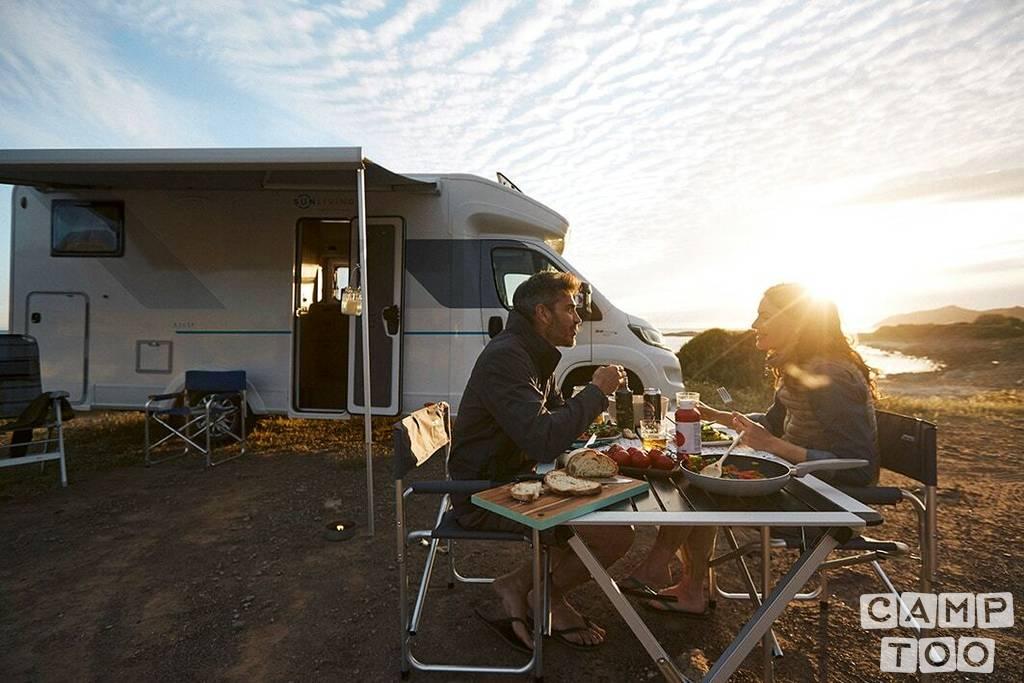 Sun Living camper uit 2021: foto 1/19