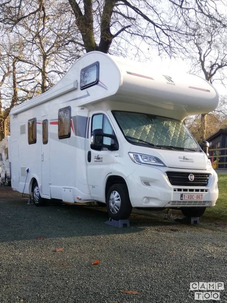 Rimor camper from 2019: photo 1/11