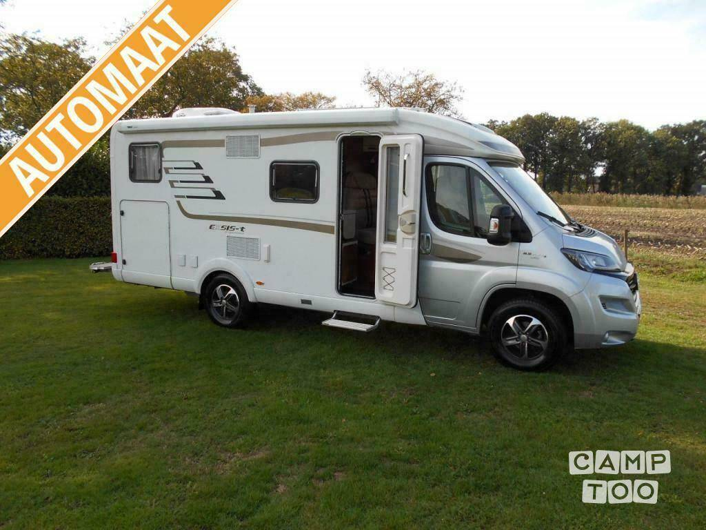 Hymer camper from 2017: photo 1/19