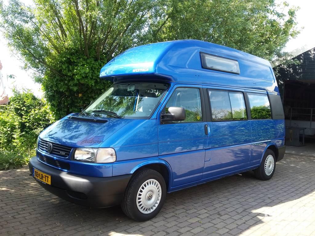 Volkswagen camper uit 2003: foto 1/18