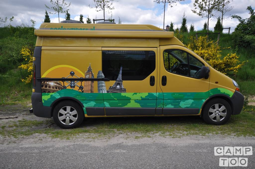 Renault camper uit 2008: foto 1/19