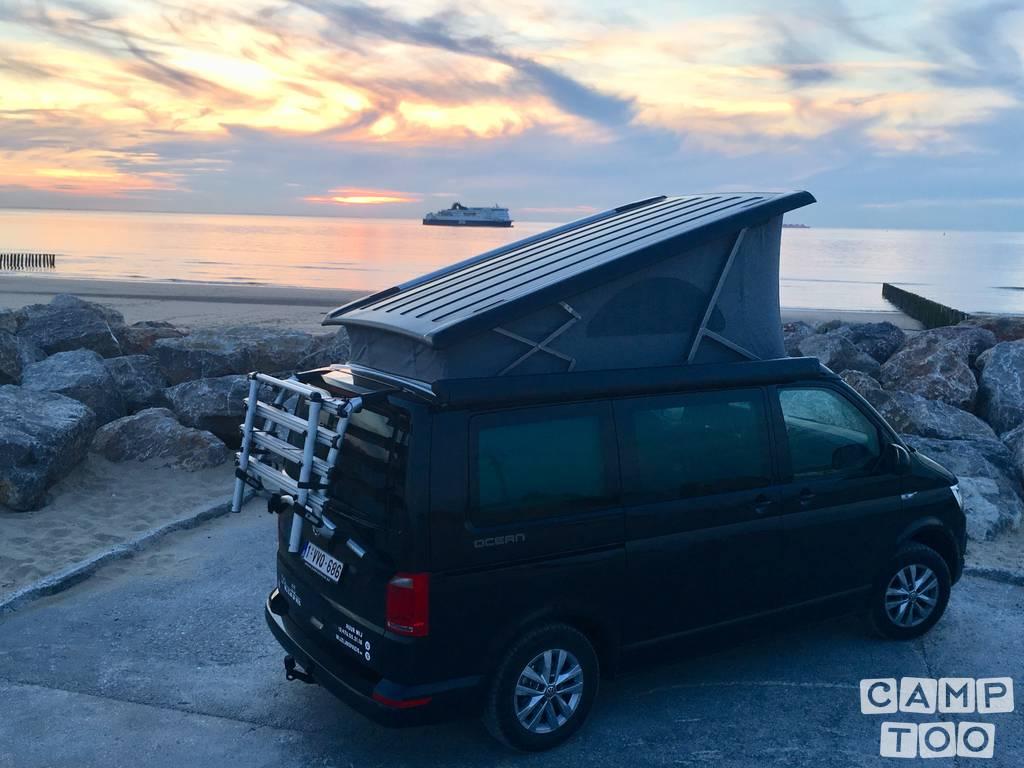 Volkswagen camper från 2019: foto 1/16