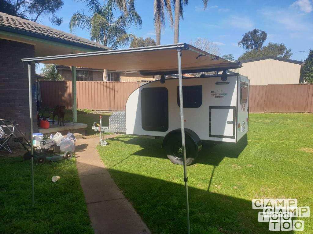Teardrop caravan from 2019: photo 1/6