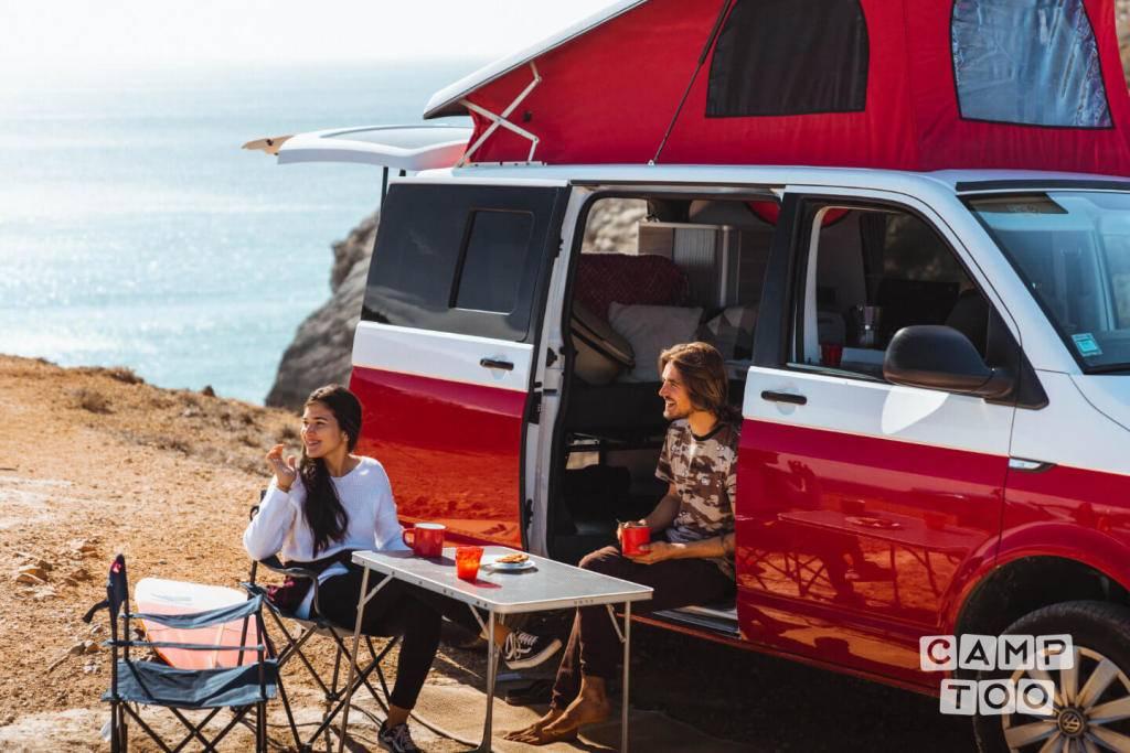 Volkswagen camper uit 2019: foto 1/15