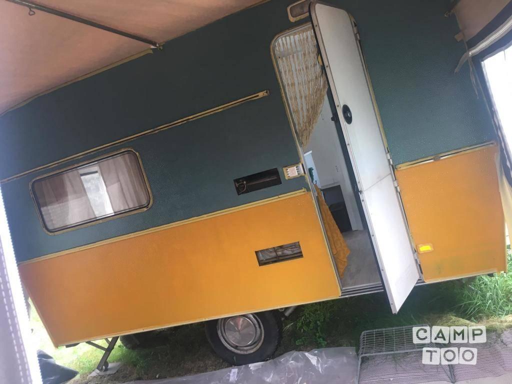 Fendt caravan from 1980: photo 1/9