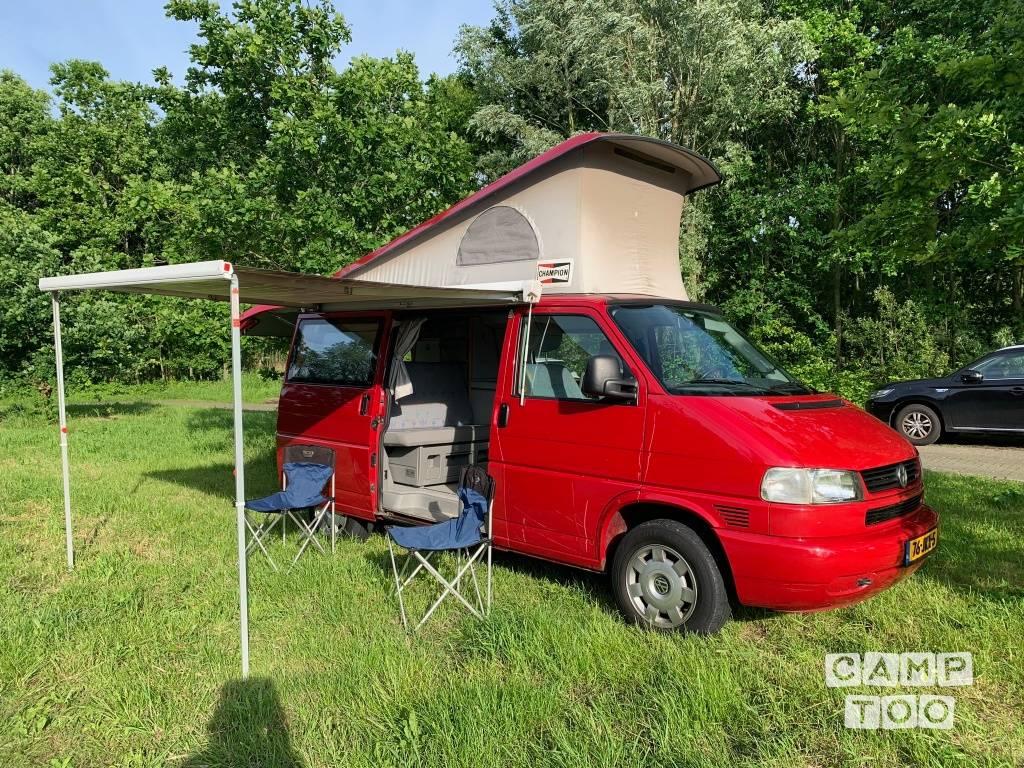 Volkswagen camper uit 1998: foto 1/14