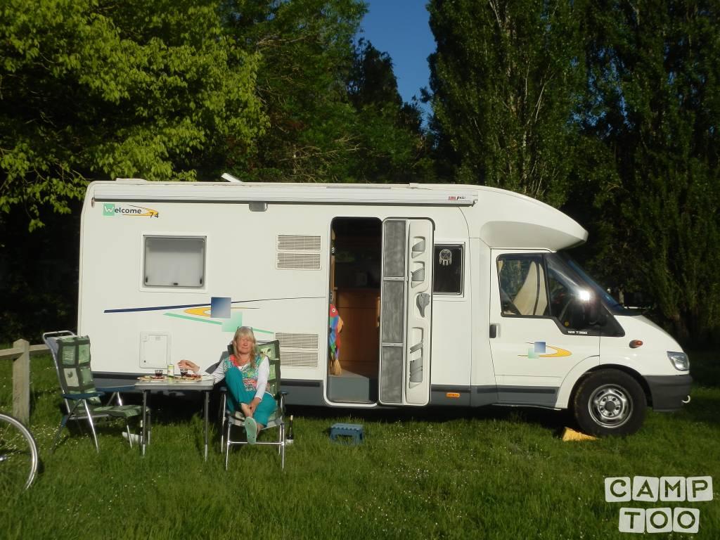 Chausson camper från 2006: foto 1/20