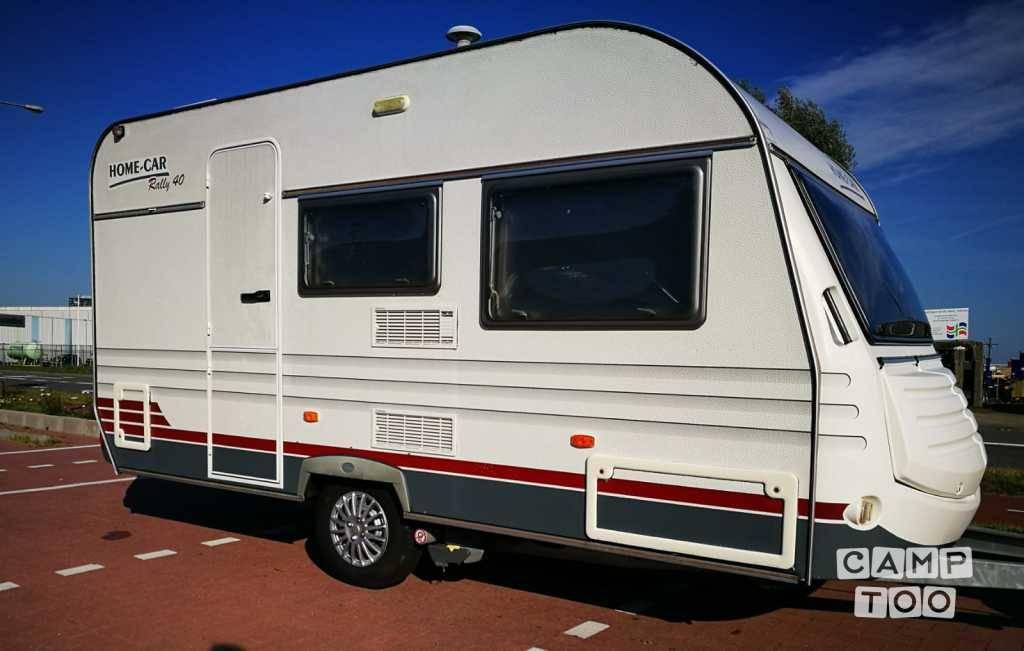 Home Car caravan from 1999: photo 1/6